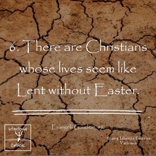 EG 6 - Lent without Easter